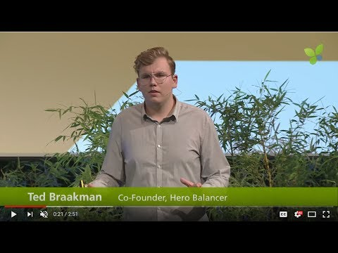 ECO17 Amsterdam: Ted Braakman Hero Balancer