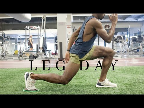 my leg workout | maintaining leg strength no weights