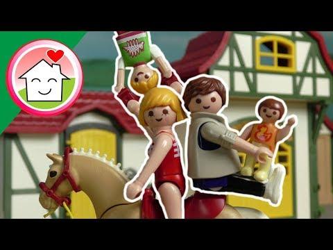 ركوب الخيل الإستعراضي - عائلة عمر - أفلام بلاي