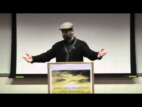 Moses, Jesus, Muhammad (PBUT): One Message - A talk by Ustadh Ali Ataie