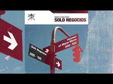 HOMER - SOLO NEGOCIOS • (FULL ALBUM) BARDERO$