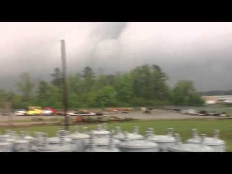 Louisville Mississippi Tornado 2014