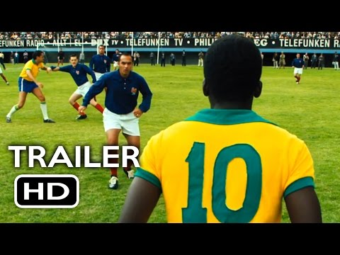 Pelé: Birth of a Legend Official Trailer #1 (2016) Biographical Movie HD