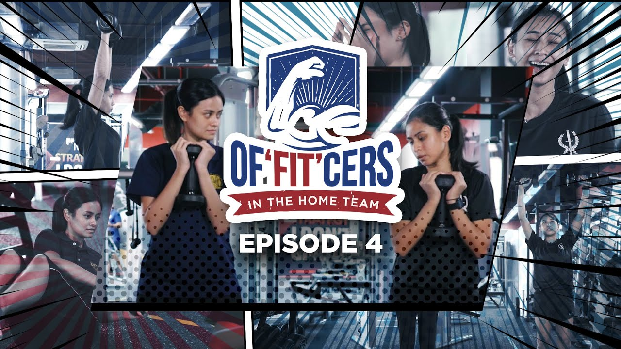 We broke more than just our sweat with SSSGT Azima   Of'FIT'cers in the Home Team Ep 4