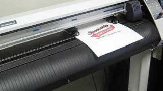 Graphtec CE5000-60 Vinyl Cutter: Contour Cutting with a Mac
