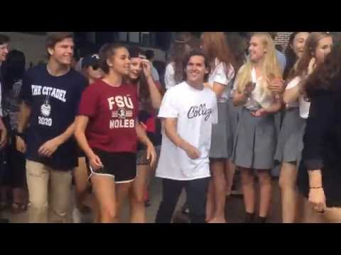 BERKELEY PREPARATORY SCHOOL Clap Out