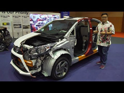 QUICK LOOK: Proton soft body panels = unsafe car?