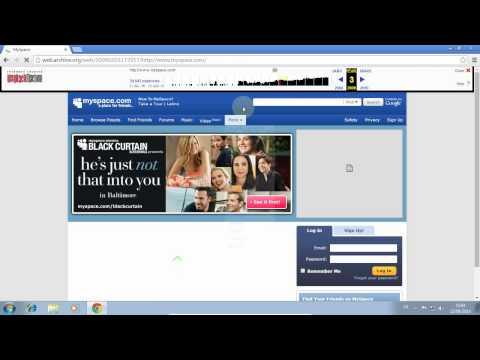 Astuce Internet - Remonter le temps avec la WayBack Machine poster