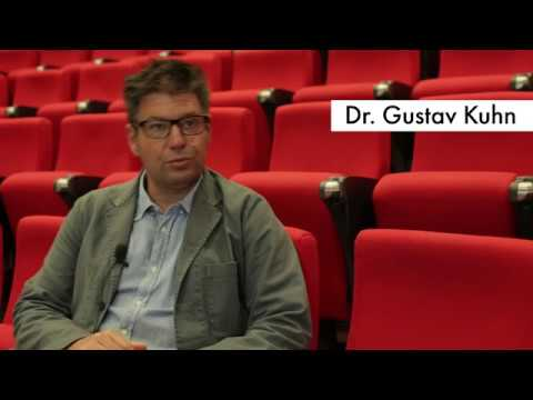 Science of Magic Association - Introducing Gustav Kuhn
