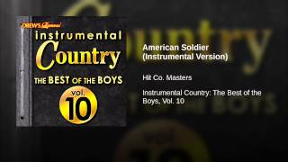 American Soldier (Instrumental Version)