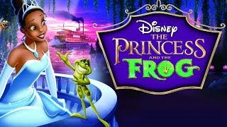 Disney's The Princess and The Frog - Act 1: Duke's Cafe - Cartoon Movie Games for Kids HD