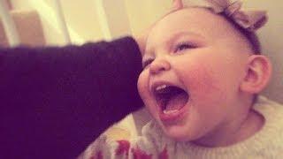 baby goes crazy