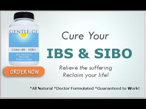 Relief of IBS Symptoms and SIBO Treatment  Guaranteed to Work!