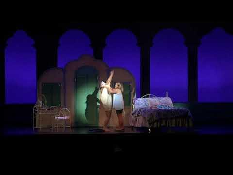 Tina Maddigan playing Donna in Mamma Mia!  Slipping Through My Fingers