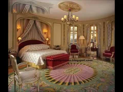 Bride's room-and the marriage bed, 35 ideas from different cultures -Sitio de la cama de la novia