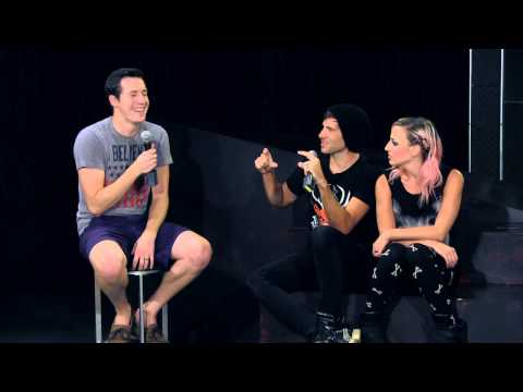 RadioU TV: Offstage with LNYX