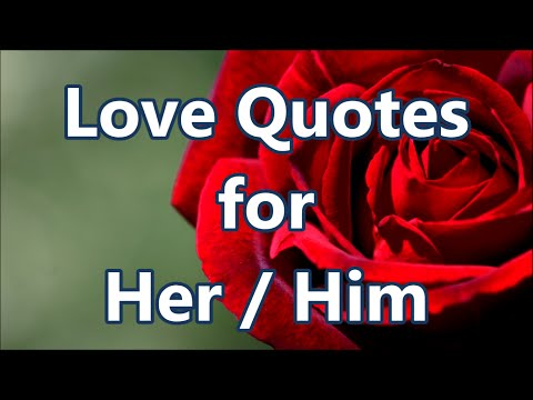The Best Romantic Love Quotes for Her