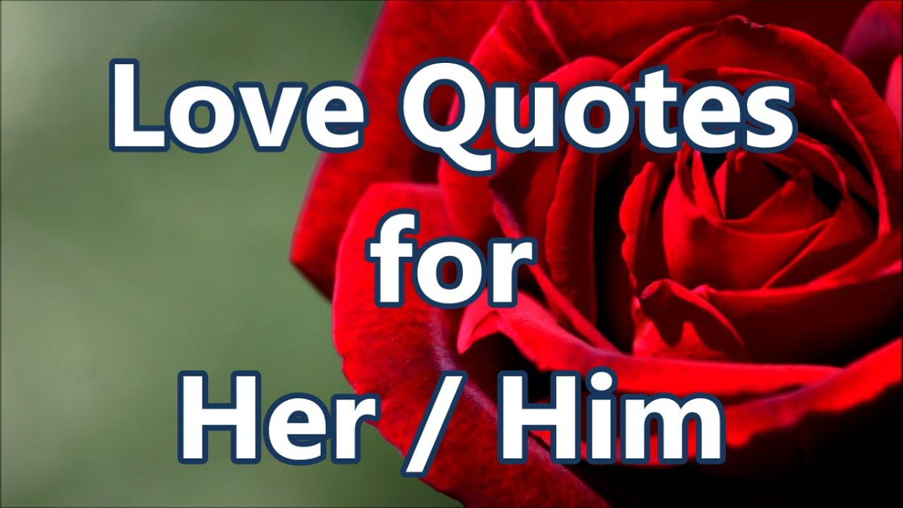 Romantic Love Quotes For Her The Best Romantic Love Quotes For Her  Youtube