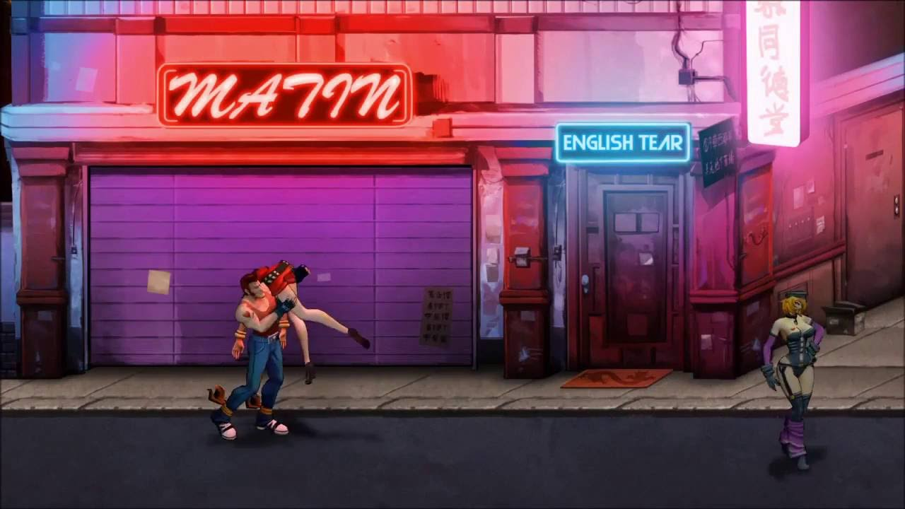 How Does She Always Get Kidnapped Double Dragon Neon Episode 1