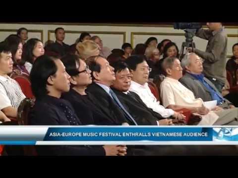 ASIA EUROPE MUSIC FESTIVAL ENTHRALLS VIETNAMESE AUDIENCE