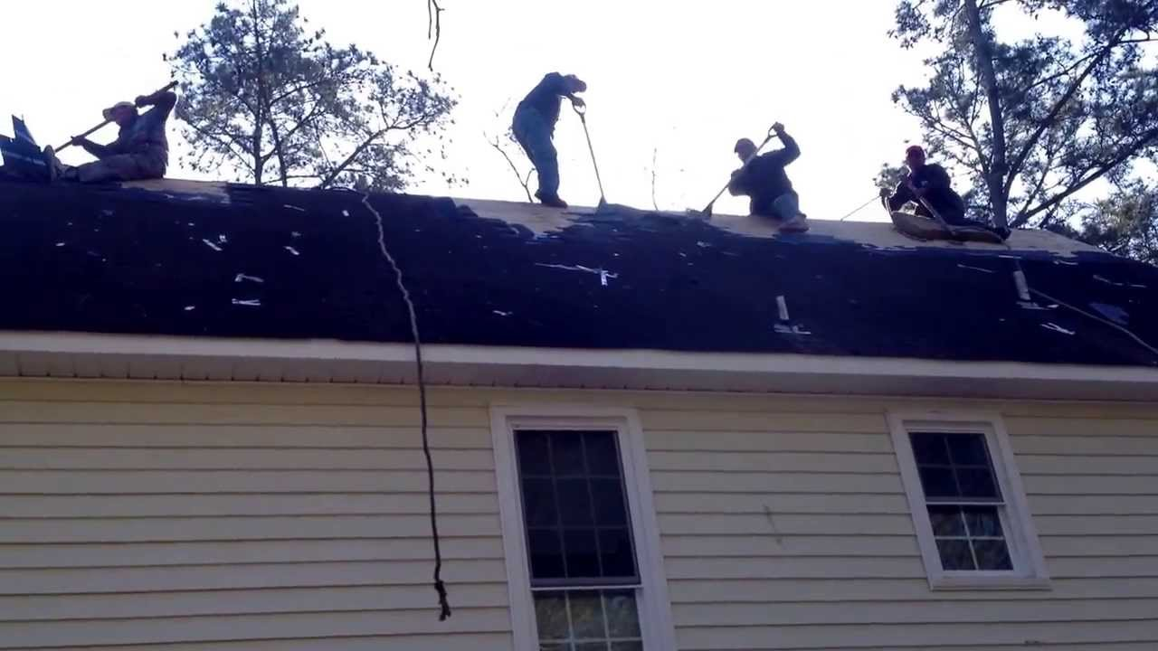 Roofing Contractor, Hiott Construction, Charleston, SC