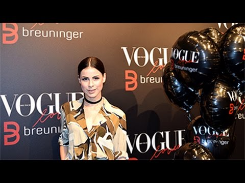Fashion-Event: Promis feiern in Stuttgart