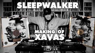 """Sleepwalker produziert XAVAS 🎚 Making Of """"Die Zukunft trägt meinen Namen""""  🎹"""