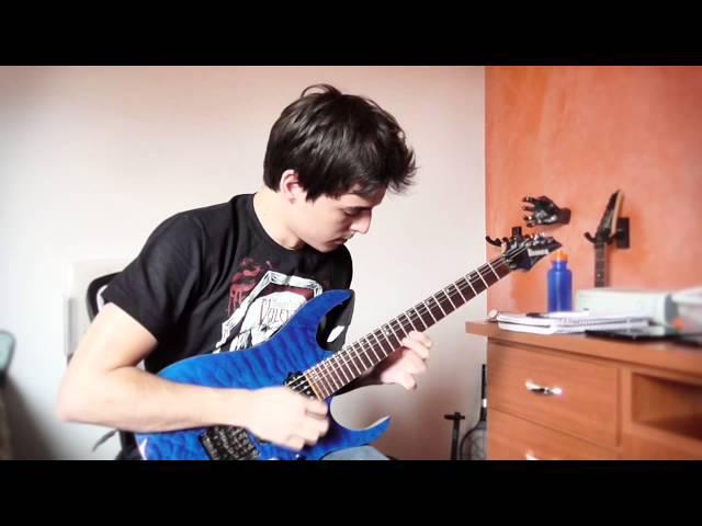 **Winner** Jared Dines Guitar Solo Contest - Rafael Picoli
