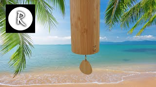 12 Hrs. Air Soothing Koshi Wind Chimes Meditation   Koshi Meditation & Sleep Music   4K