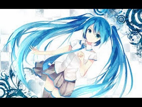 A.C. Nightcore-Maps by Maroon 5-Lyrics On Screen