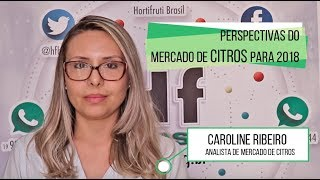 HF Brasil Entrevista - Caroline Ribeiro (Citros)