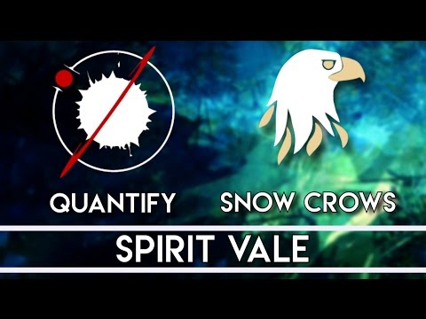 Elitist Raiding Party : Quantify VS Snow Crows - Grand Final G1