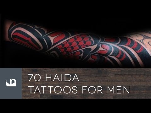 70 Haida Tattoos For Men