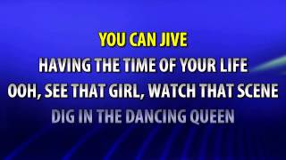 Abba - Dancing Queen karaoke HD