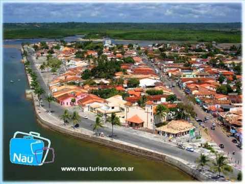 Viajes a Porto Seguro Brasil.
