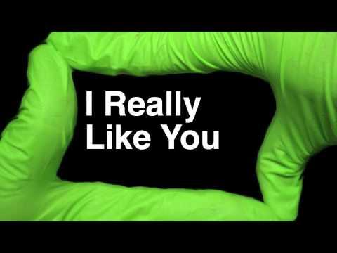 I Really Like You Carly Rae Jepsen by Runforthecube No Autotune Cover Song Parody Lyrics