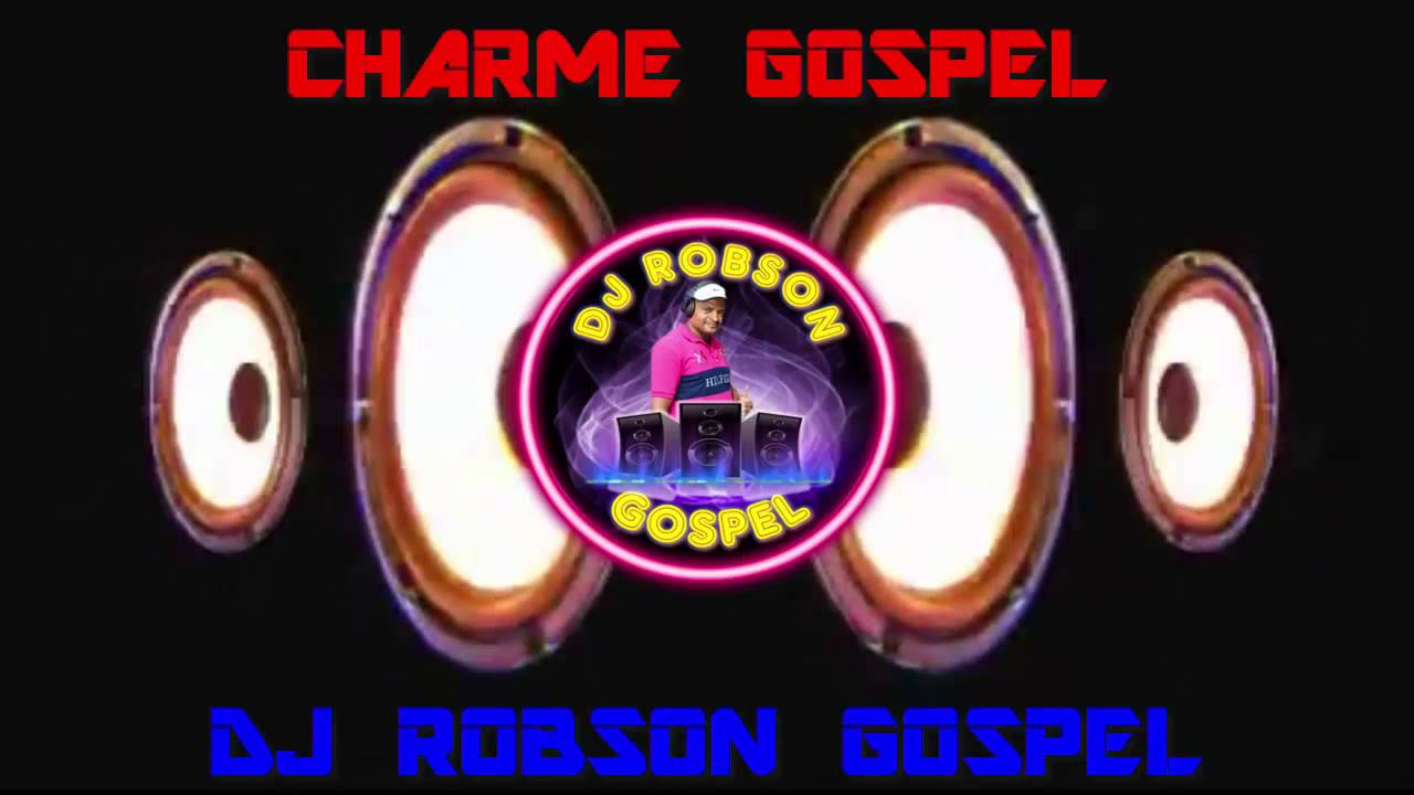 CHARME GOSPEL JAMAL & WANDRA - ESTOU AQUI EXTENDED ( DJ ROBSON GOSPEL )