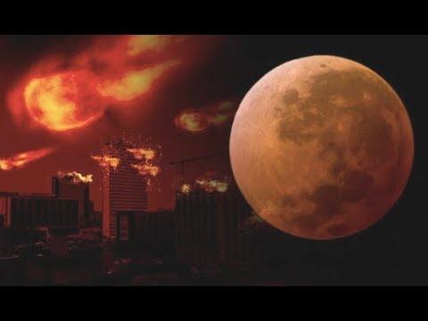 "Prophecy Alert: ""Longest BLOOD MOON"" Apocalyptic Sign July 27, 2018"