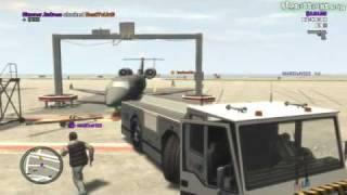 GTA IV - Airport Team Deathmatch #1