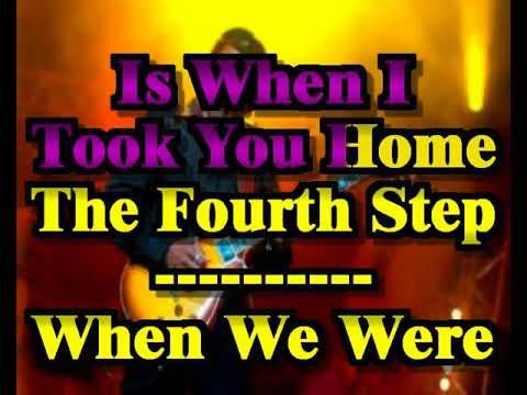 Joe Louis Walker - 12 Step Lovin (Sing-a-long karaoke lyric video)