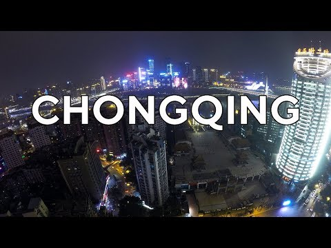 CHONGQING II One day in China II DJI OSMO+