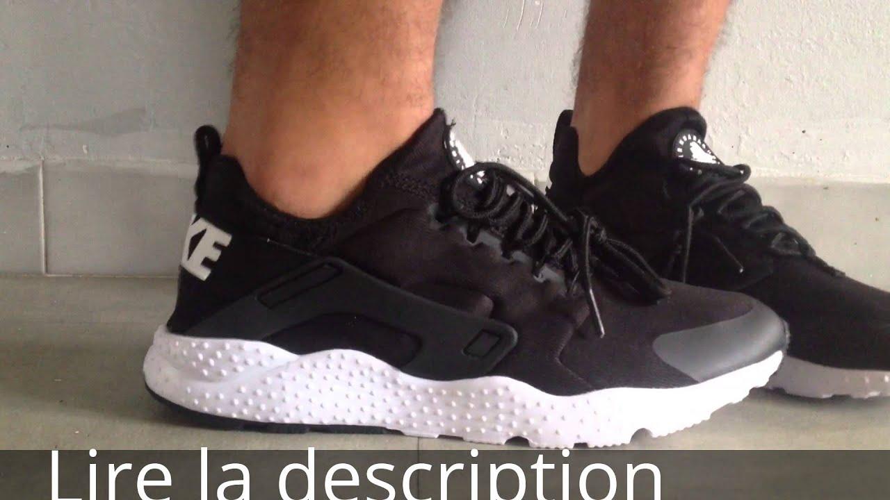 3f61e296383e Chassure Nike air huarache ultra run - YouTube