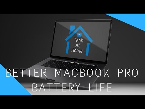How to Extend Your MacBook's Battery Life
