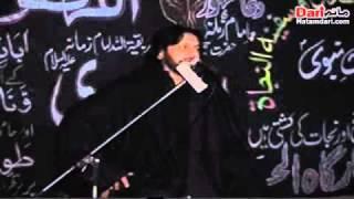 Zakir Syed Iqbal Hussain Shah Bajarhwala, Majlis #10,10 Muharram 1432 at Al Hussain Rasool Nagar