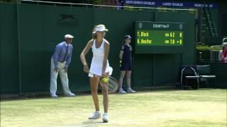 Tornado Black vs Katie Boulter (Jr. Wimbledon)