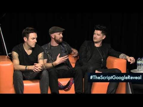 The Script - #scriptgooglereveal