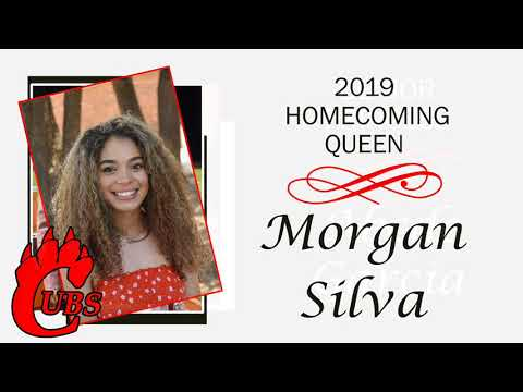 2020 Brownfield High School Homecoming Court