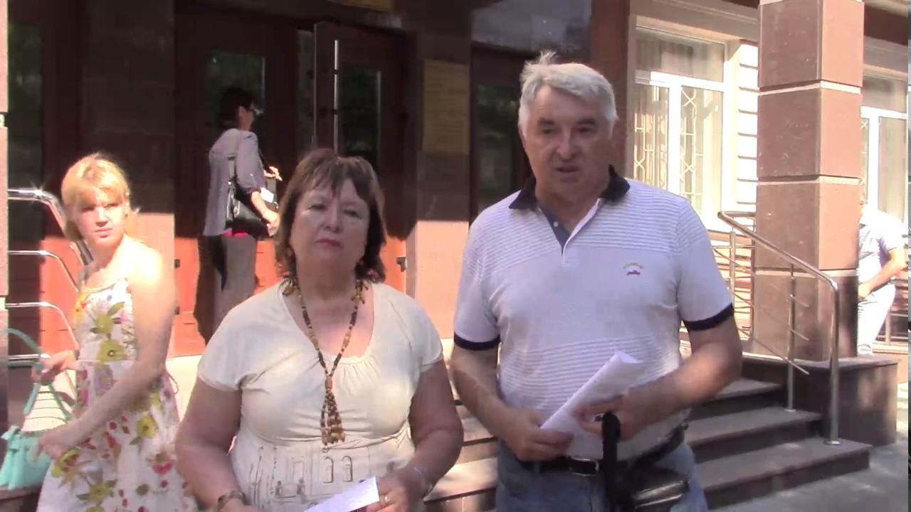 Впервые в Украине судом установлено препятствование