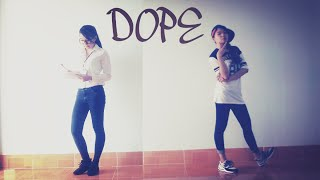 DOPE/SICK(쩔어) - Dance cover by Totoro from Vietnam