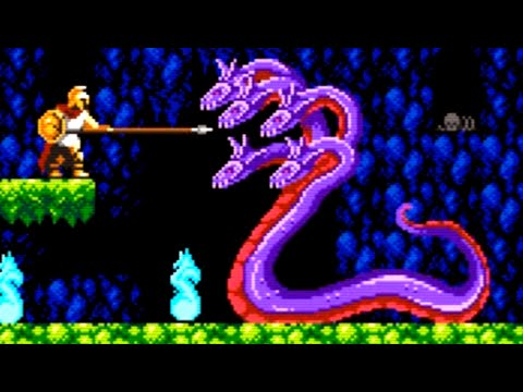 Curse of Issyos (Ancient Greek Castlevania) Playthrough (No Death)